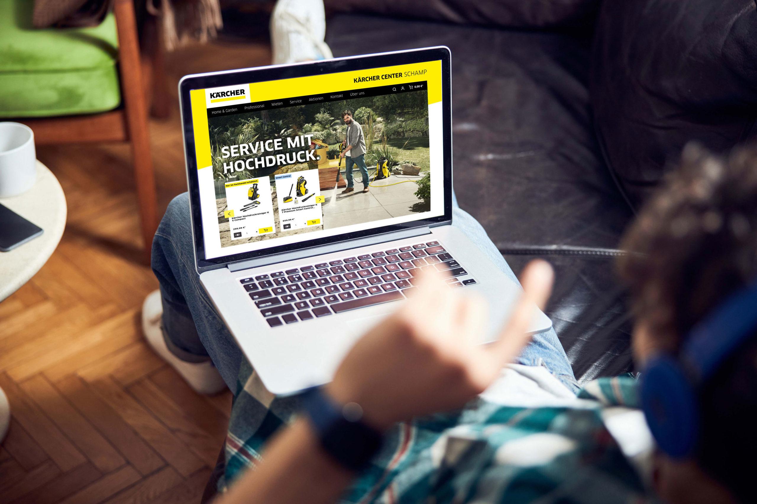 online-shops erreichen Ihre künden überall